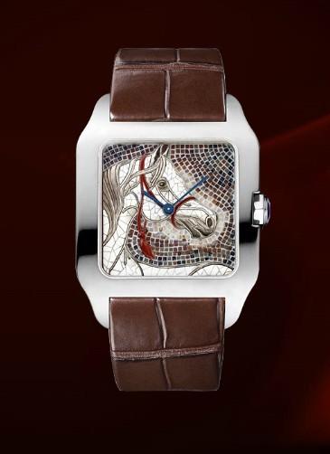 卡地亚(Cartier)桑托斯系列 HPI00526