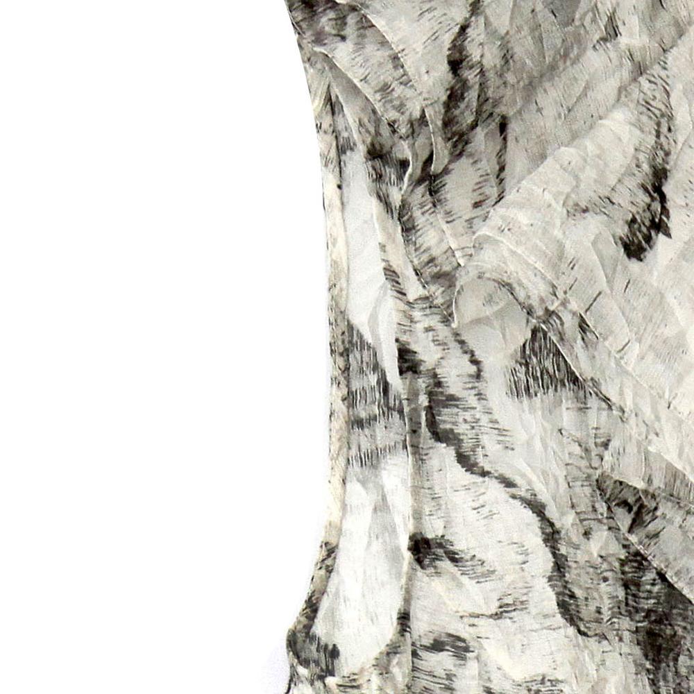 Diane von Furstenberg黑白印花背心