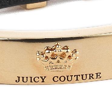 Juicy Couture橘滋2014春夏系列金属logo手镯