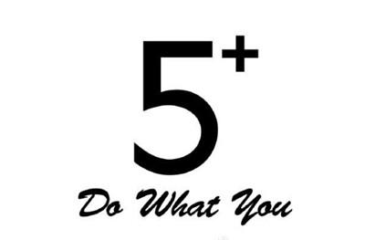 5+FIVE PLUS
