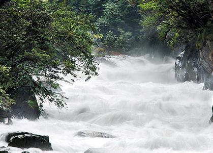 石棉田湾河风景名胜区