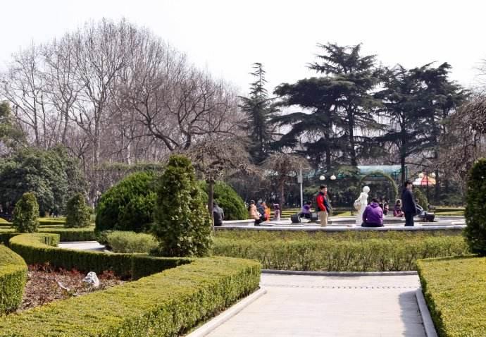 上海复兴公园