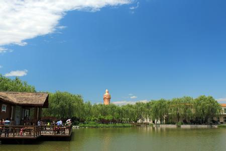 北京古塔公园