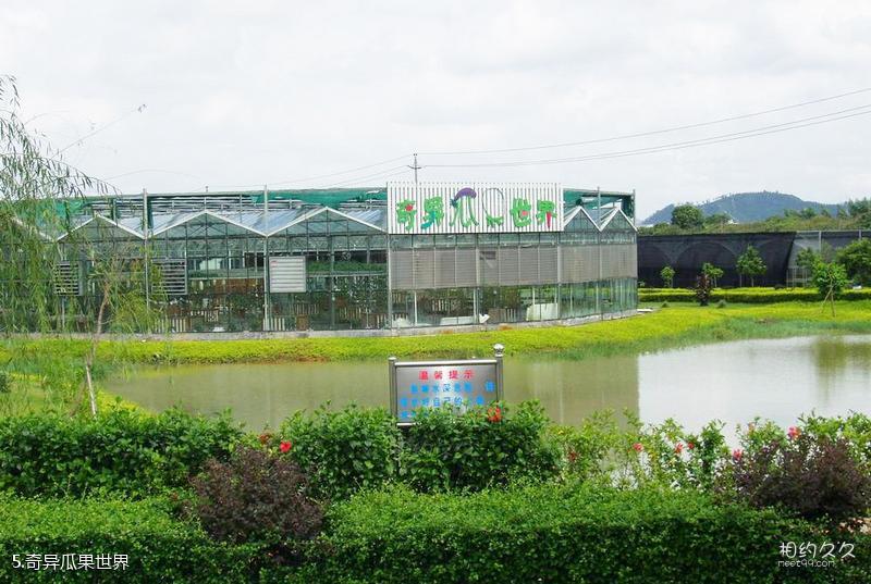 深圳光明农场大观园旅游区
