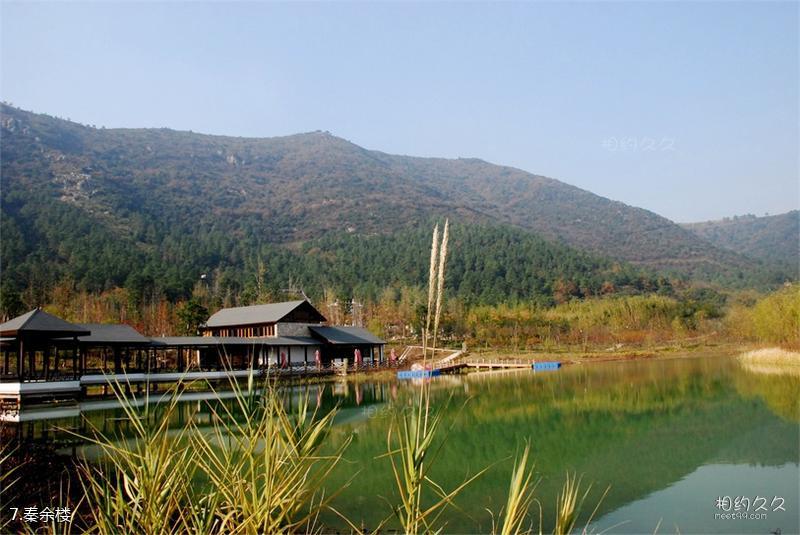 江苏大阳山国家森林公园