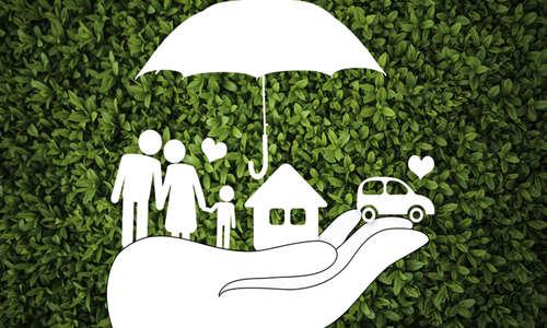 买保险不是为了财务上的高回报,而是为了拿走担忧