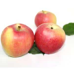 高原红苹果