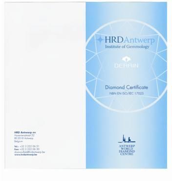 HRD证书查询