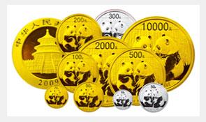 熊猫金银币资讯
